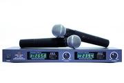 Радио микрофон Arthur Forty AF88 2 микрофона на базе новый гарантия