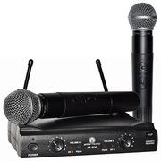 Радиомикрофон Arthur Forty AF200,  2 микрофона на базе